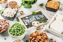 Healthy Diet Vegan Food, Veggi...
