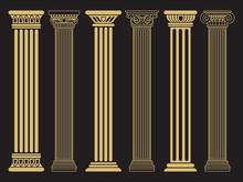 Elegant Classic Roman, Greek A...