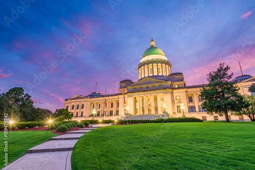 Foto op Canvas Texas Arkansas State Capitol