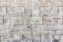 Mayan Stone Carvings In Uxmal ...
