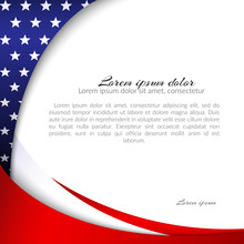 Abstract Patriotic Background ...