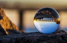 Crystal Ball And Reflection