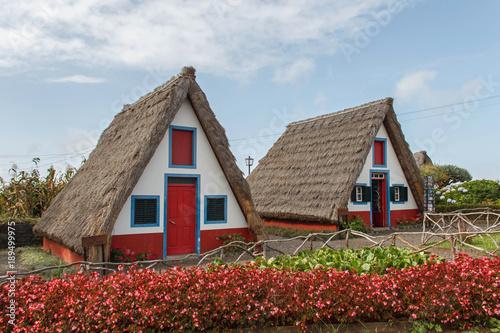 Photo  Casas de Colmo, Santana, Madeira, Portugal