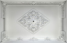 Decorative Item Made Of White ...