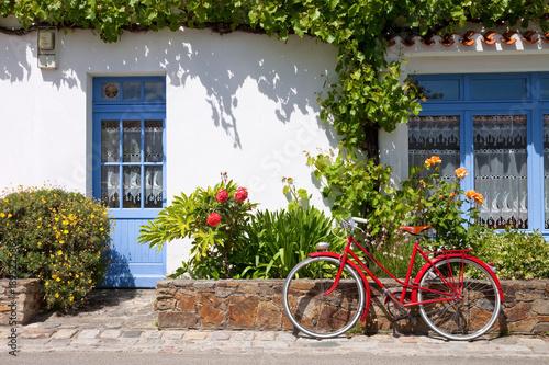 Türaufkleber Fahrrad France > Vendée > Noirmoutier > Île