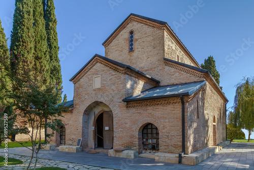 Fotografie, Obraz  Bodbe Monastery, Kakheti, Georgia.