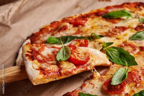 Cadres-photo bureau Pizzeria homemade pizza