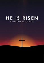 Christian Easter Scene, Saviou...