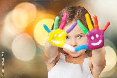 Child. Fototapeta