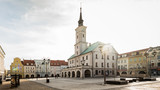 Fototapeta Miasto - Gliwice rynek