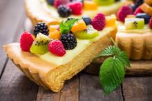 Berry Fruit Tart