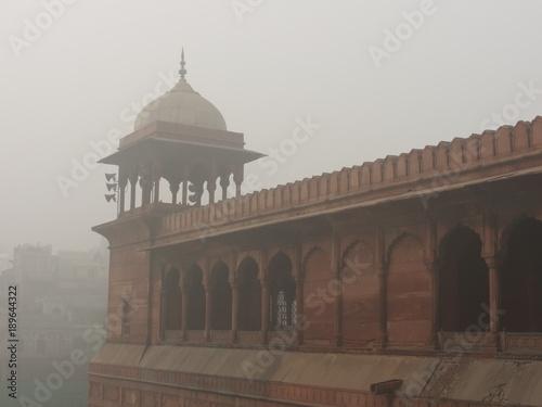 Keuken foto achterwand Delhi Mosquée Juma Masjid