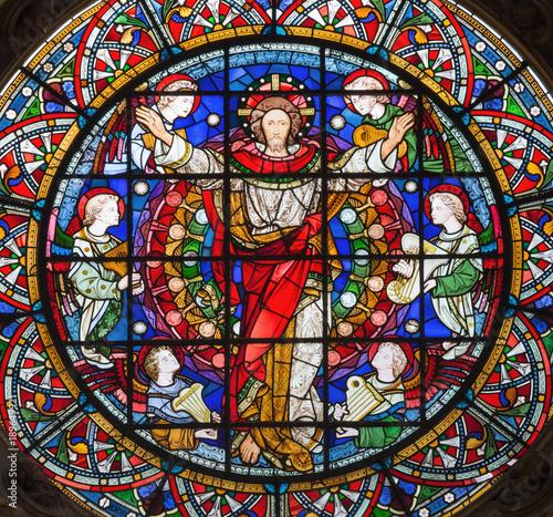londyn-wielki-brytania-wrzesien-14-2017-wskrzeczajacy-jezus-chrystus-wsrod