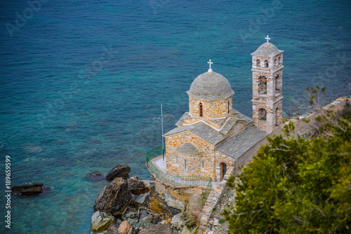Photo Halkidiki Mount Athos Monasteries
