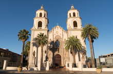 St Augustine Catherdral In Tucson, Arizona