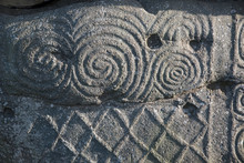 Neolithic Age Stone Art Carvings