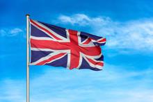 British Union Jack Flag Waggli...