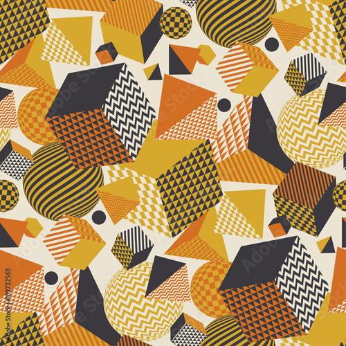 ilustracja-wektorowa-geometryczny-wzor-w-stylu-retro-60s-vintage-1970-geometria-ksztalty-graficzny-abstrakcyjny-powtarzalny-motyw-na-dywan