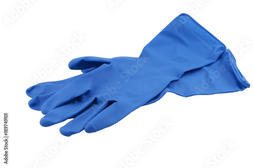 Fotografie, Obraz Rubber medical gloves