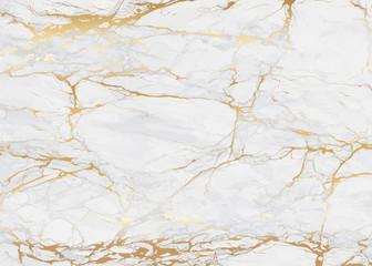 Złoty marmur Luksusowy tło tekstura projekt na zaproszenia ślubne karty, okładka, opakowania, szablon wektor mody