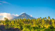 Mayon Volcano Is An Active Str...