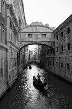 Italy. Venice. The Bridge Of T...