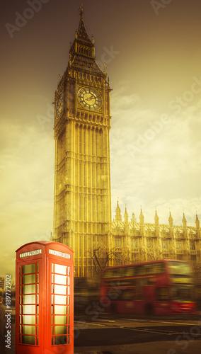londyn-big-ben