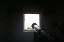 Cannon At Pendennis Castle, Co...