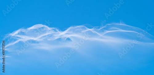 Fotografie, Obraz  Cirrus cloud