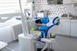 Dental ordination with modern equipment