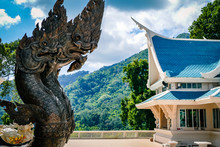 Wat Phu Kon Temple In Northern...