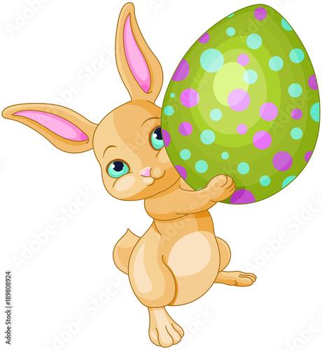 In de dag Sprookjeswereld Easter Bunny