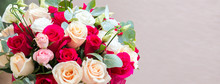 Bouquet Of Flowers - A Composi...
