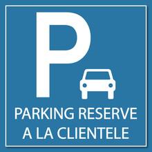 Logo Parking Réservé à La C...