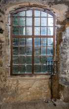 The Window In The Stone Wall O...