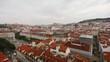 lisbon portugal view to city cityscape