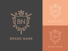 Elegant Initial Logo