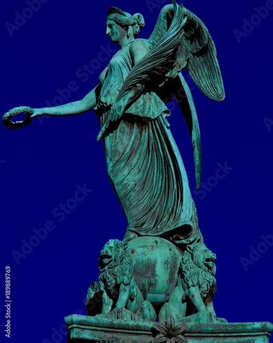 Zdjęcie XXL Statua, rocznica kolumny
