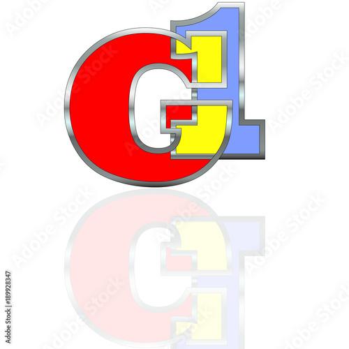 Obraz na plátne G1 RGB