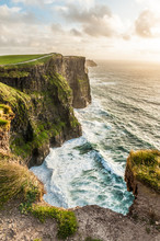 The Cliffs Of Moher, Ireland M...