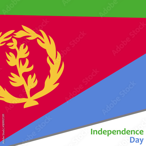 Poster  Eritrea independence day