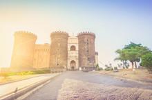 Castle Nuovo, Italy
