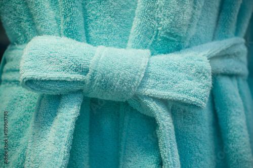 Fotografie, Obraz  peignoir de bain en vitrine