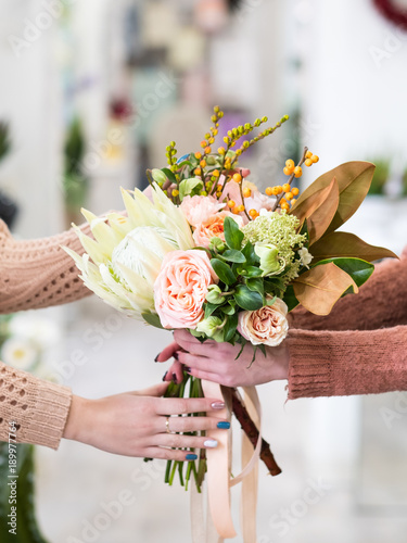 Choosing Beautiful Bouquet For A Special Occasion Birthday