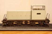 Model Of A Shunting Diesel Loc...