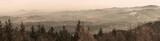 Sudety wschodnie - panorama