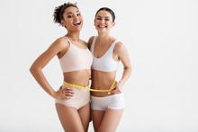 Skinny Women Leading Healthy W...
