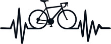 Cycling Heartbeat Line
