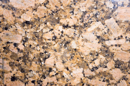 Fotografie, Obraz  Overhead of granite countertop
