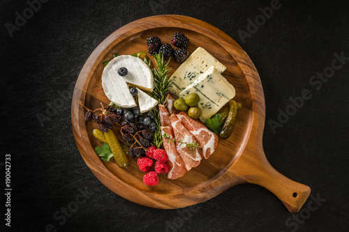 Canvas Prints Appetizer オードブルセット Hors d'oeuvres set